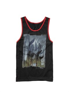 KVJ0Big Foot Slim Fit Tank by Quiksilver - FRT1