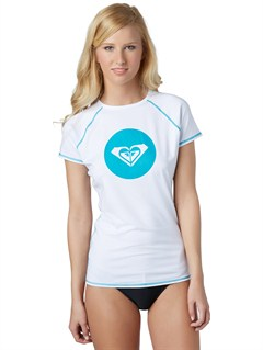 WBB0Basically Roxy SS Rashguard by Roxy - FRT1
