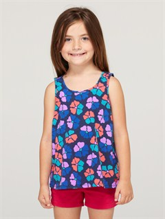 BTN6Girls 2-6 Autumn Breeze Criss Cross Halter Set by Roxy - FRT1
