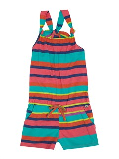 GNQ3Girls 2-6 Roxy Border Tiki Tri Set Swimsuit by Roxy - FRT1