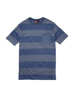 BRQ0A Frames Slim Fit T-Shirt by Quiksilver - FRT1