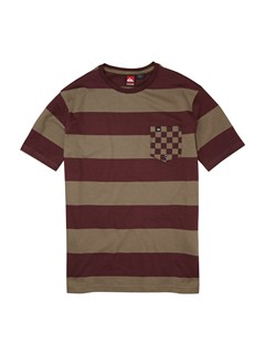 GPB0Ancestor Slim Fit T-Shirt by Quiksilver - FRT1