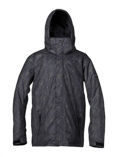 YKN1Travis Rice Polar Pillow  5K Jacket by Quiksilver - FRT1