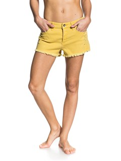 YGG0Smeaton Stripe Shorts by Roxy - FRT1