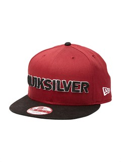 REDSlappy Hat by Quiksilver - FRT1