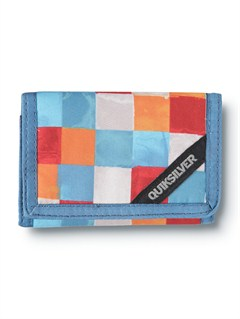 NVYApex Leather Wallet by Quiksilver - FRT1