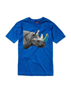 BQR0Boys 8- 6 For The Bird T-Shirt by Quiksilver - FRT1