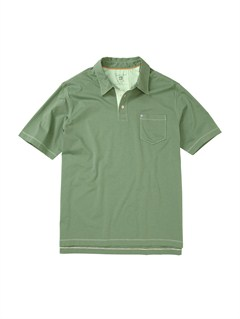 GLK0Men s Aganoa Bay Short Sleeve Shirt by Quiksilver - FRT1