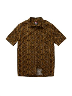 BAMPirate Island Short Sleeve Shirt by Quiksilver - FRT1