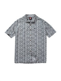 HAZMen s Aganoa Bay Short Sleeve Shirt by Quiksilver - FRT1