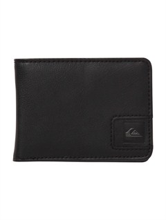 BLKApex Leather Wallet by Quiksilver - FRT1