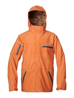 CNH0Mission  0K Insulated Jacket by Quiksilver - FRT1
