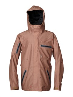 CNK6Lone Pine 20K Insulated Jacket by Quiksilver - FRT1