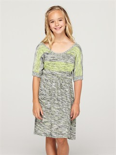 GDT3Girls 7- 4 Cloudy Dream Dress by Roxy - FRT1
