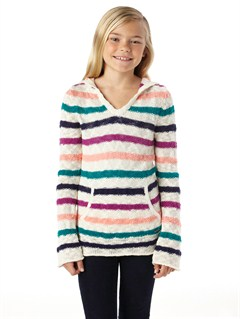 GRL3Girls 7- 4 Hesitation Hoodie by Roxy - FRT1