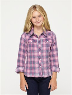 NFJ2Girls 7- 4 Calla Lily Top by Roxy - FRT1
