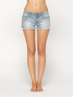 BQMWBlaze Cut Off Jean Shorts by Roxy - FRT1