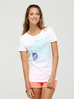 WHTAwesome Surf Tee by Roxy - FRT1