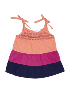 MKN6Baby Beach Stroll Top by Roxy - FRT1