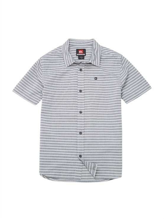 KTP0Boys 8- 6 Mountain And Wave Shirt by Quiksilver - FRT1