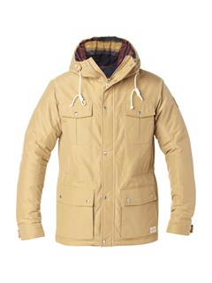 CLM0Carpark Jacket by Quiksilver - FRT1