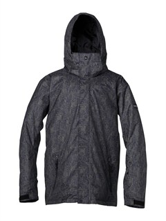 YKN1Lone Pine 20K Insulated Jacket by Quiksilver - FRT1