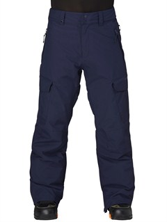 BYJ0Dark And Stormy  5K Pants by Quiksilver - FRT1