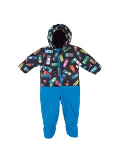 MULMission  0K Youth Print Jacket by Quiksilver - FRT1
