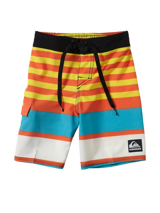 NMJ3Baby Talkabout Volley Shorts by Quiksilver - FRT1