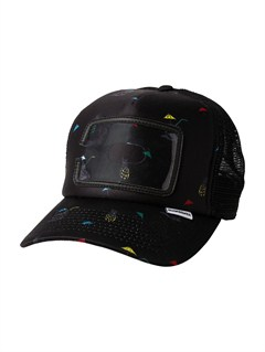 YJE0Boys 2-7 Mountain and the Wave Hat by Quiksilver - FRT1