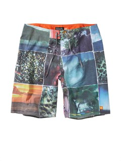 BLG0Men s Last Call 20  Boardshorts by Quiksilver - FRT1