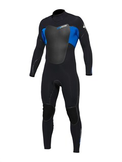 XKKPSyncro 4/3 Chest Zip GBS Wetsuit by Quiksilver - FRT1