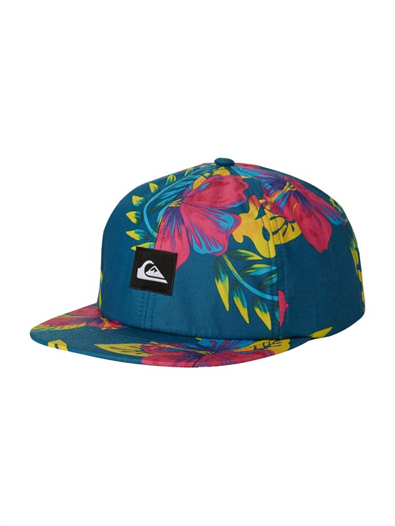 BSG0State of Aloha Hat by Quiksilver - FRT1