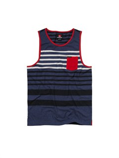 VIBBig Foot Slim Fit Tank by Quiksilver - FRT1