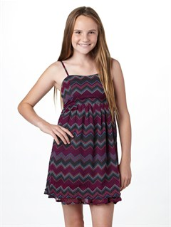 KPV6Girls 7- 4 Cherry Stone Romper by Roxy - FRT1