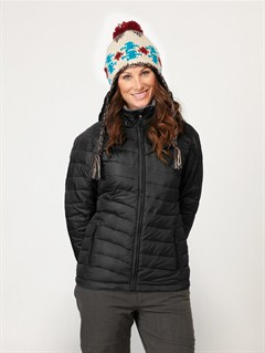 KVJ0Torah Bright Luminous Jacket by Roxy - FRT1