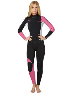 XKKMCypher 3/2 Chest Zip Wetsuit by Roxy - FRT1
