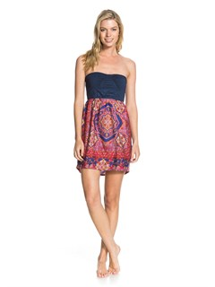 MFE6Double Dip Dress by Roxy - FRT1
