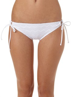 WBB6Bali Tide Rev 70s Lowrider Bikini Bottom by Roxy - FRT1