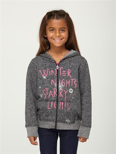 KVJ0Girls 2-6 Frozen Sea Hoodie by Roxy - FRT1