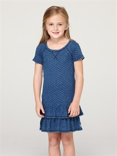 BRD6Girls 2-6 Deep Thoughts Dress by Roxy - FRT1