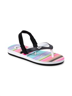 TRQGirls 2-6 TW Lanai Sandals by Roxy - FRT1