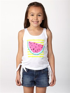 WBB0Girls 2-6 Back It Up Tank Top by Roxy - FRT1