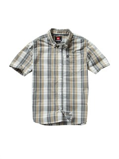 KPC0Boys 8- 6 Score Core Heather T-Shirt by Quiksilver - FRT1