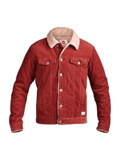 CQN0Carpark Jacket by Quiksilver - FRT1