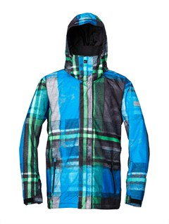 PRM5Select All  0K Insulated Jacket by Quiksilver - FRT1