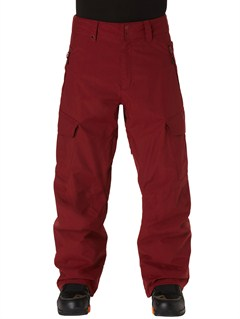 RZD0Dark And Stormy 5K Pants by Quiksilver - FRT1