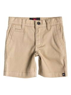 CLMWUNION CHINO SHORT by Quiksilver - FRT1