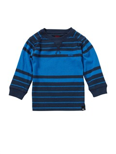 BQR3Baby Holey Foley Sweater by Quiksilver - FRT1