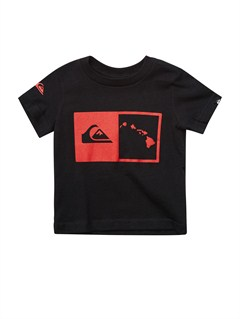 KVJ0Baby Biter Glow in the Dark T-Shirt by Quiksilver - FRT1